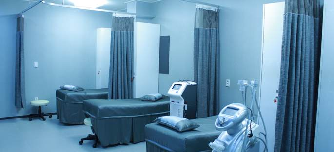 Midhill Hospital - Observation Ward/Room